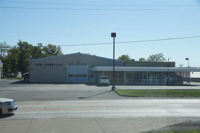 1222 S Sam Houston Boulevard, Houston, MO 65483 (MLS #60157984) :: Weichert, REALTORS - Good Life