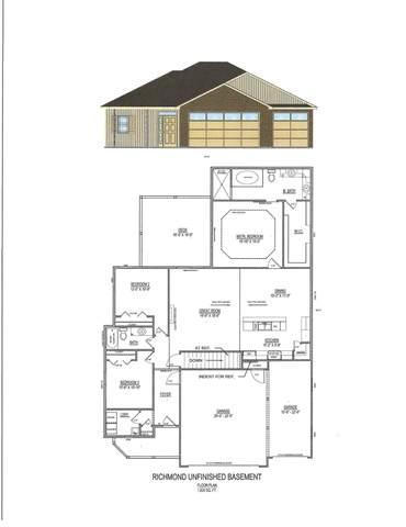 000 Cedar Glade Lot 9 Drive, Reeds Spring, MO 65737 (MLS #60158057) :: Weichert, REALTORS - Good Life