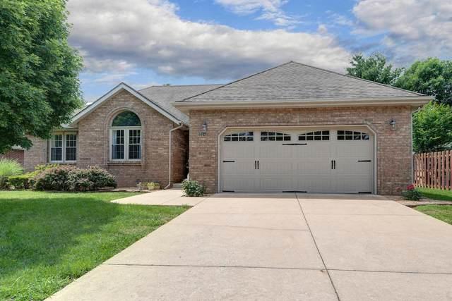 1324 W Grayrock Drive, Springfield, MO 65810 (MLS #60158086) :: Winans - Lee Team | Keller Williams Tri-Lakes