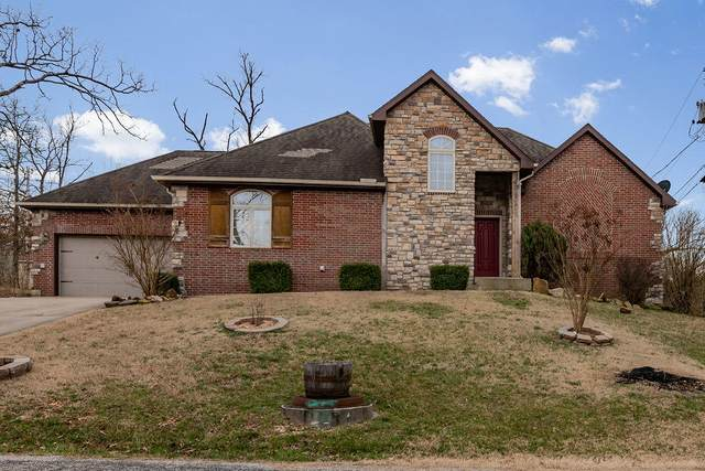 465 Jasmine Drive, Branson, MO 65616 (MLS #60158100) :: Sue Carter Real Estate Group