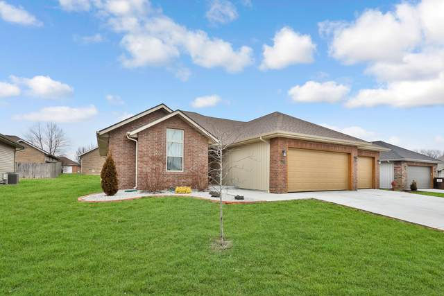5379 Basswood Court, Springfield, MO 65802 (MLS #60158262) :: The Real Estate Riders
