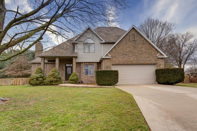 3425 W Morningside Court, Springfield, MO 65807 (MLS #60158269) :: The Real Estate Riders