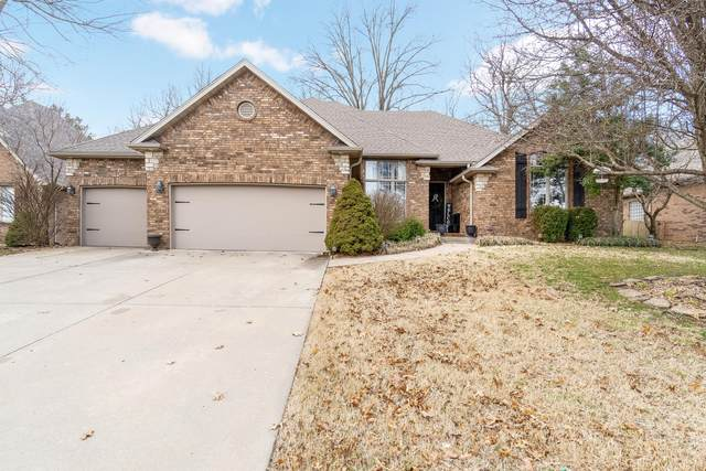5165 S Nettleton Avenue, Springfield, MO 65810 (MLS #60158442) :: The Real Estate Riders
