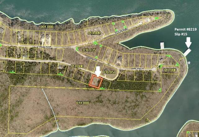 Lot 95 Eagles Point, Shell Knob, MO 65747 (MLS #60158643) :: Winans - Lee Team | Keller Williams Tri-Lakes