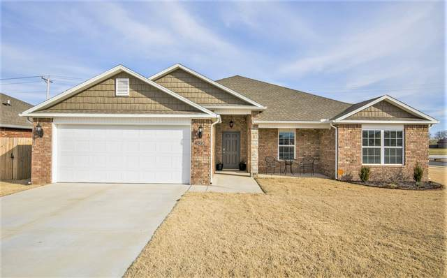 4300 SW Comstock, Bentonville, AR 72712 (MLS #60158850) :: Team Real Estate - Springfield