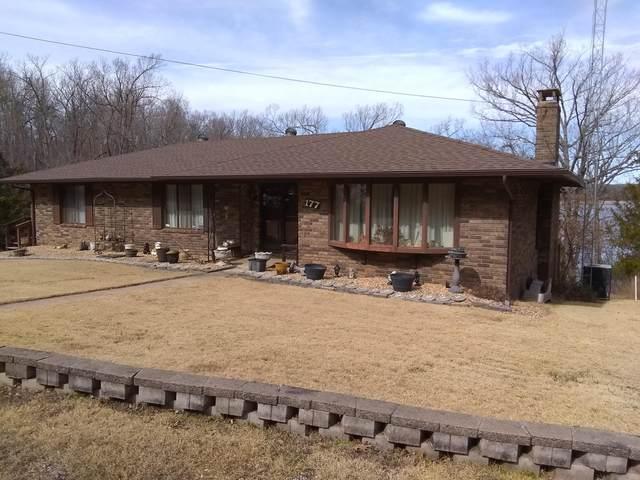177 Walden Lane, Bull Shoals, AR 72619 (MLS #60158976) :: The Real Estate Riders