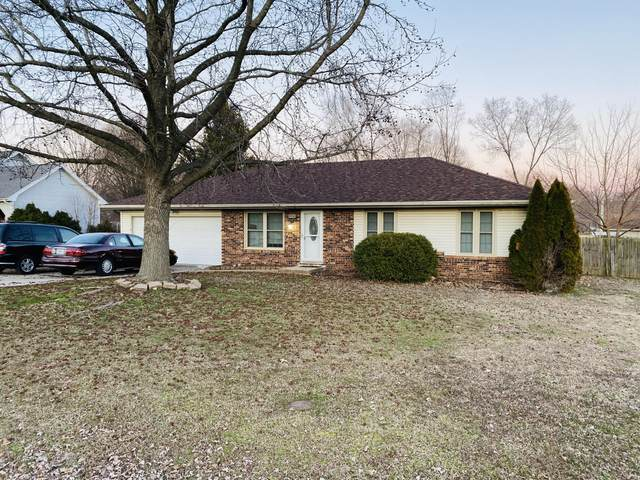 4058 S Western Ave, Springfield, MO 65807 (MLS #60159027) :: Team Real Estate - Springfield