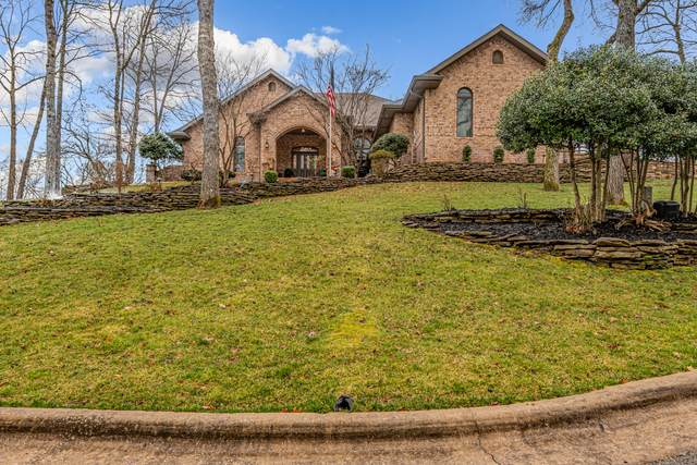 278 Country Bluff Drive, Branson, MO 65616 (MLS #60159226) :: The Real Estate Riders