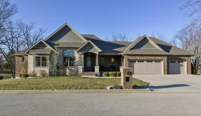 913 W Sole Drive, Nixa, MO 65714 (MLS #60159578) :: Weichert, REALTORS - Good Life