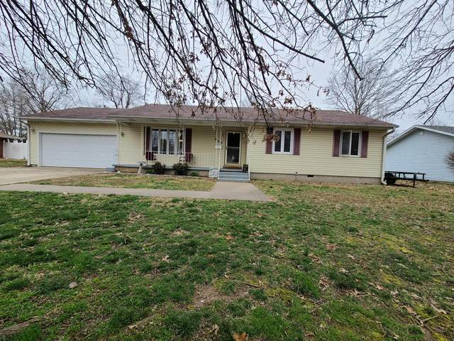 604 W Scott Street, Monett, MO 65708 (MLS #60159597) :: Team Real Estate - Springfield