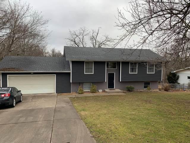 1007 E Georgia Street, Ozark, MO 65721 (MLS #60159648) :: Sue Carter Real Estate Group
