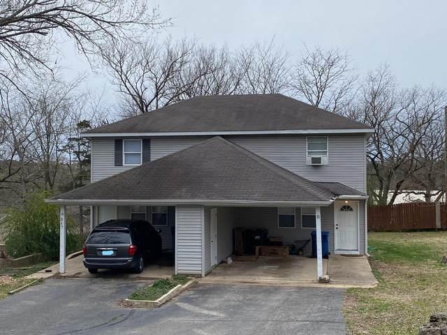 317 Hawthorne Street, Hollister, MO 65672 (MLS #60159741) :: Sue Carter Real Estate Group