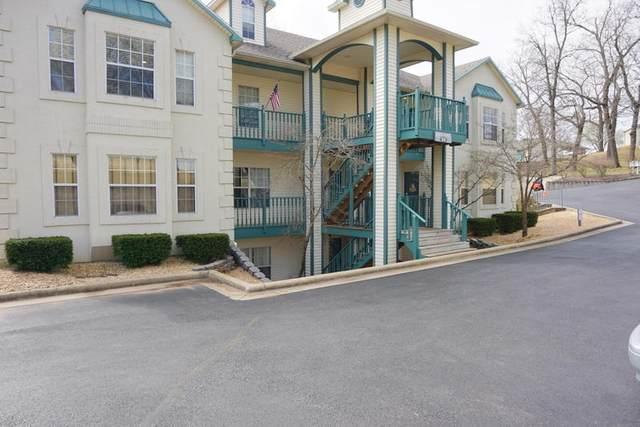 127 The Bluffs #6, Branson, MO 65616 (MLS #60159783) :: Team Real Estate - Springfield
