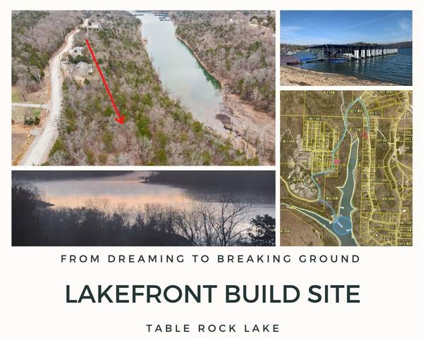 Lot 404 Blue Springs Lane, Branson West, MO 65737 (MLS #60159823) :: The Real Estate Riders