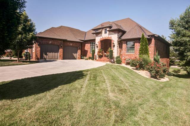 8323 Shinnecock Drive, Nixa, MO 65714 (MLS #60159889) :: Clay & Clay Real Estate Team