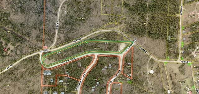 000-Lots 1-6 New Eagles Trail, Shell Knob, MO 65747 (MLS #60159907) :: The Real Estate Riders