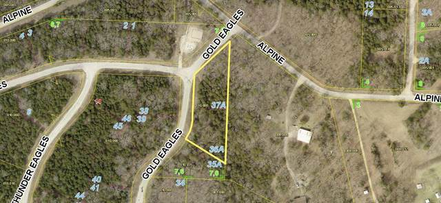 000-Lot 36a & 37a Gold Eagles Point, Shell Knob, MO 65747 (MLS #60159922) :: The Real Estate Riders