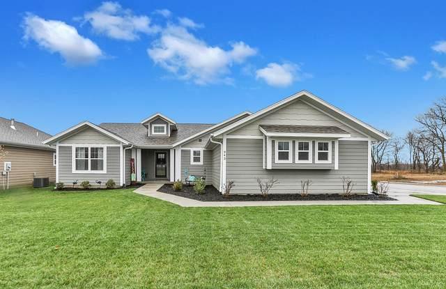 943 E Thorndale Drive, Nixa, MO 65714 (MLS #60160183) :: The Real Estate Riders