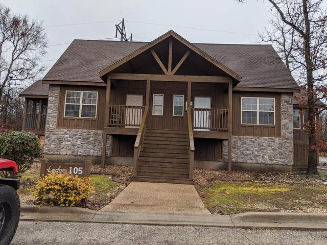 12 Olivia Court 105-A, Branson West, MO 65737 (MLS #60160224) :: The Real Estate Riders