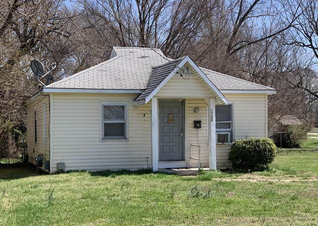 1720 N Golden Avenue, Springfield, MO 65802 (MLS #60160266) :: Winans - Lee Team | Keller Williams Tri-Lakes