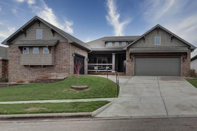 1205 N Bay Meadow Court, Nixa, MO 65714 (MLS #60160345) :: The Real Estate Riders