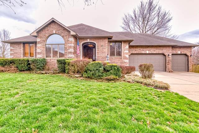 3310 W Beechwood Court, Springfield, MO 65807 (MLS #60160354) :: Sue Carter Real Estate Group