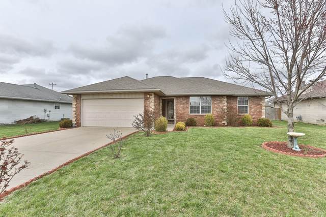 112 Ledgestone Drive, Rogersville, MO 65742 (MLS #60160381) :: Clay & Clay Real Estate Team