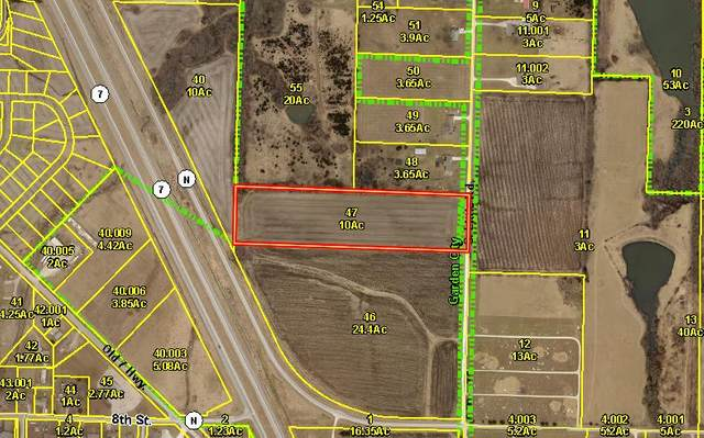 Tbd S S Little Road, Garden City, MO 64747 (MLS #60160384) :: The Real Estate Riders
