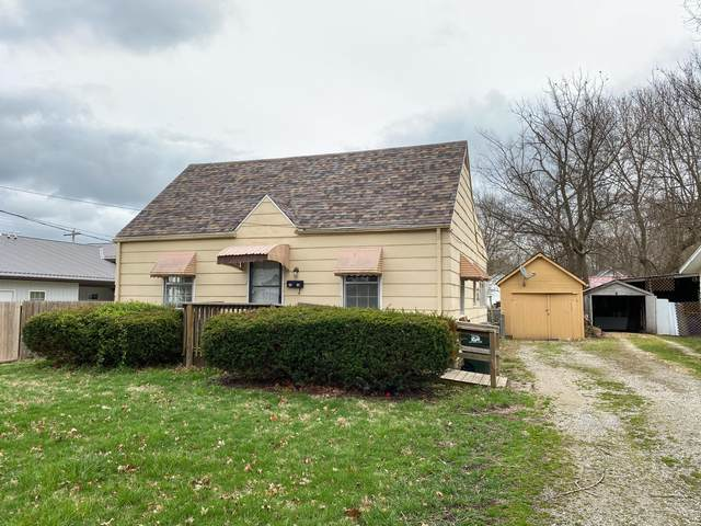 1210 S Market Street, Mt Vernon, MO 65712 (MLS #60160443) :: The Real Estate Riders