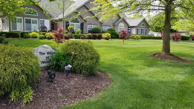 820 E Kings Mead Circle #1, Nixa, MO 65714 (MLS #60160451) :: Team Real Estate - Springfield