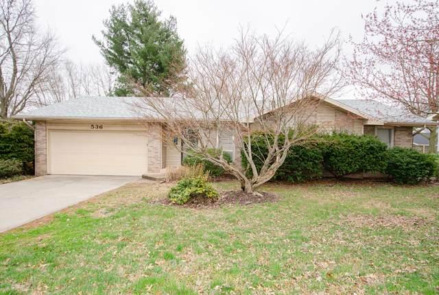 536 N Lynn Avenue, Republic, MO 65738 (MLS #60160478) :: Sue Carter Real Estate Group