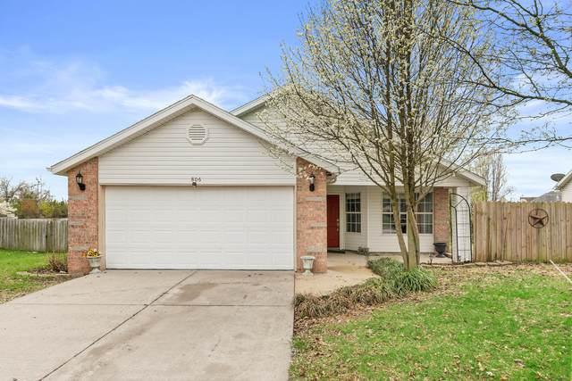 806 E Southridge Street, Nixa, MO 65714 (MLS #60160491) :: The Real Estate Riders