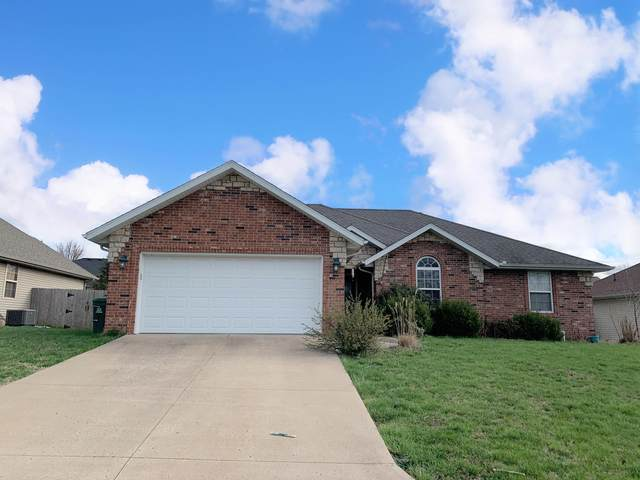 207 Kingsley Drive, Monett, MO 65708 (MLS #60160498) :: The Real Estate Riders