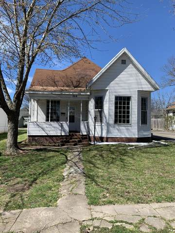 706 N Central Avenue, Monett, MO 65708 (MLS #60160619) :: Team Real Estate - Springfield