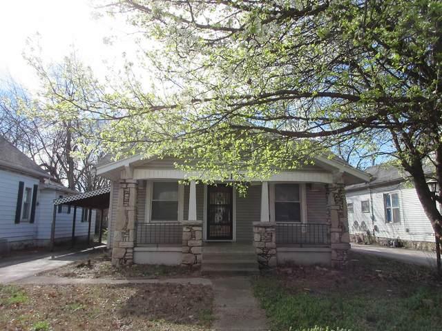 2125 N Grant Avenue, Springfield, MO 65803 (MLS #60160623) :: Team Real Estate - Springfield