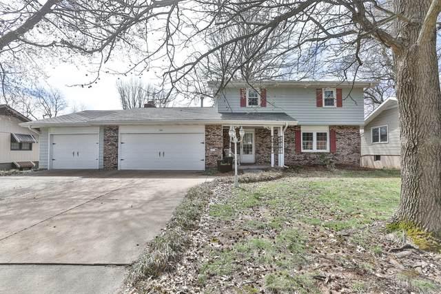 1104 E Meadowlark Street, Springfield, MO 65810 (MLS #60160638) :: Weichert, REALTORS - Good Life