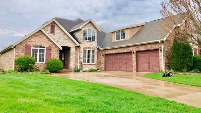 1409 N Wicklow Road, Nixa, MO 65714 (MLS #60160720) :: Winans - Lee Team | Keller Williams Tri-Lakes