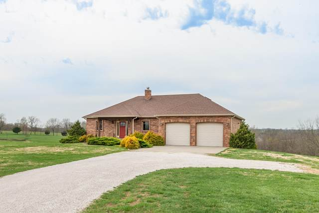 1339 Union Ridge Drive, Clever, MO 65631 (MLS #60160721) :: Sue Carter Real Estate Group
