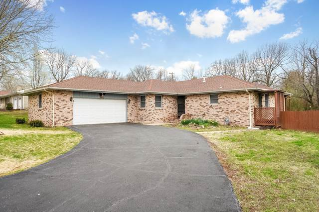 607 Terrace Drive, Aurora, MO 65605 (MLS #60160732) :: Weichert, REALTORS - Good Life