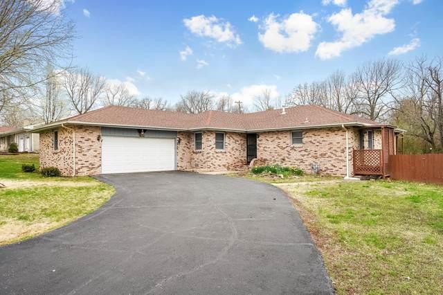 607 Terrace Drive, Aurora, MO 65605 (MLS #60160732) :: Team Real Estate - Springfield