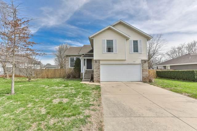 1734 Mumford Drive, Springfield, MO 65802 (MLS #60160736) :: Weichert, REALTORS - Good Life