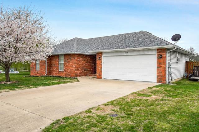 514 W Logan Street, Republic, MO 65738 (MLS #60160843) :: Sue Carter Real Estate Group