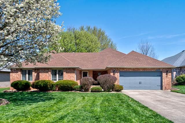 4336 S Quail Creek Avenue, Springfield, MO 65810 (MLS #60160855) :: Winans - Lee Team | Keller Williams Tri-Lakes