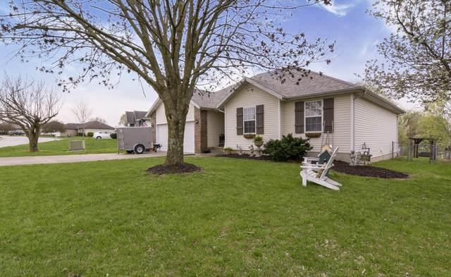 1306 W Turnberry Boulevard, Ozark, MO 65721 (MLS #60160872) :: Sue Carter Real Estate Group