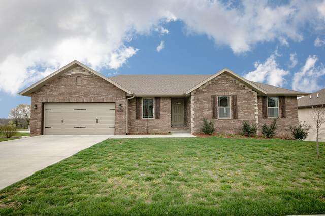 1202 W Millpond Drive, Ozark, MO 65721 (MLS #60160895) :: Sue Carter Real Estate Group