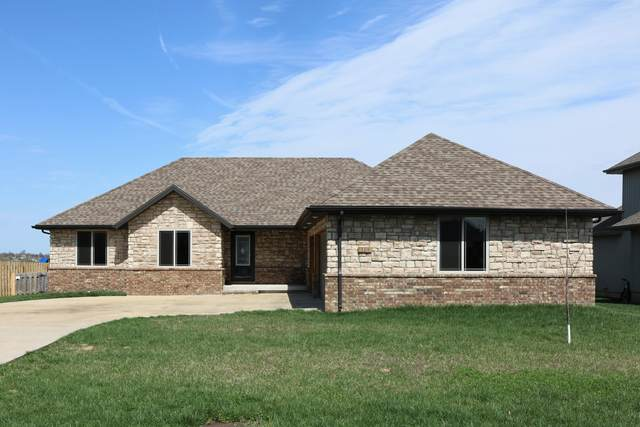 1408 S Cumberland Avenue, Republic, MO 65738 (MLS #60160900) :: Sue Carter Real Estate Group
