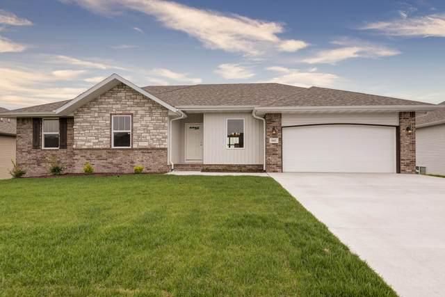 1662 N Old Castle Road Lot 44, Nixa, MO 65714 (MLS #60160932) :: The Real Estate Riders