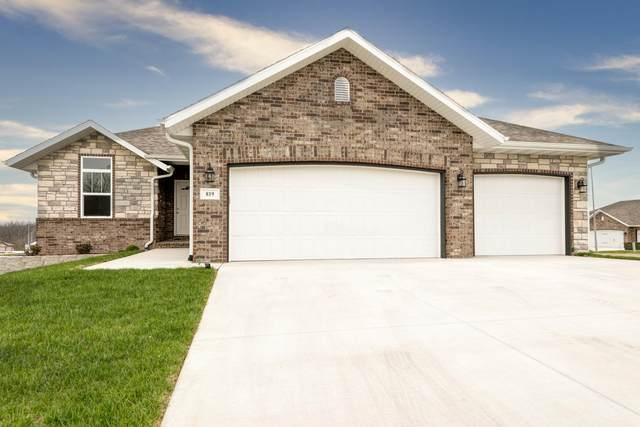 819 E Purple Martin Street Lot 101, Nixa, MO 65714 (MLS #60160933) :: The Real Estate Riders
