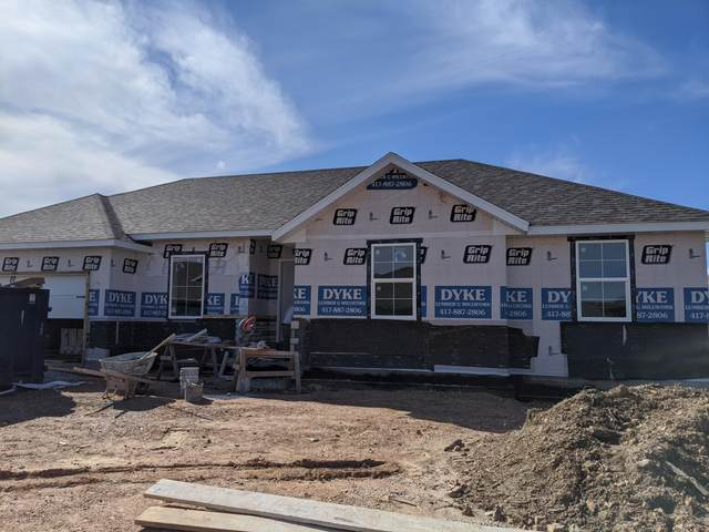 1661 N Pinnacle Avenue Lot 105, Nixa, MO 65714 (MLS #60160935) :: The Real Estate Riders