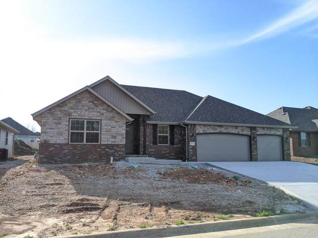 3477 S Lexus Avenue Lot 31, Springfield, MO 65807 (MLS #60160955) :: Team Real Estate - Springfield